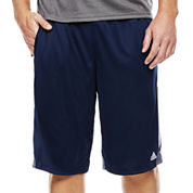 Adidas Basketball Shorts- Big & Tall