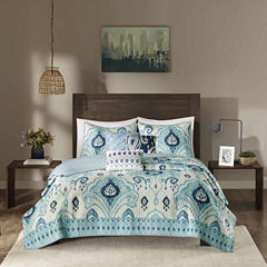 Madison Park Sabina 6-pc. Coverlet Set