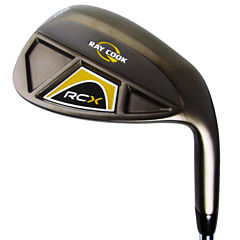 Ray Cook RCX Black Nickel 56IN Wedge