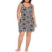 a.n.a Deep Pocket Dress- Plus