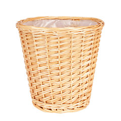 Household Essentials® Small Willow Waste Basket