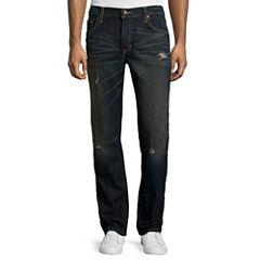 Arizona Flex Slim Straight Fit Jeans
