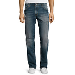 Arizona Flex Slim Straight Fit Jeans