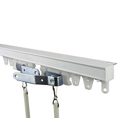 Rod Desyne Heavy-Duty Ceiling Track/Room Divider Kit