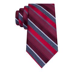J.Ferrar Senior Heather Stripe XL Tie