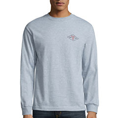 Vans Long Sleeve Crew Neck T-Shirt
