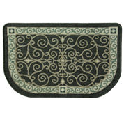 Bacova Guild Eastly Midnight Wedge Accent Rug - 26