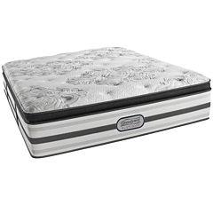 Simmons® Beautyrest® Platinum® McNeil Plush Pillow-Top Mattress