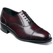 Florsheim® Lexington Mens Cap-Toe Dress Shoes