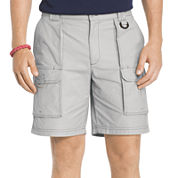 IZOD Cotton Cargo Shorts