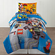 LEGO® City Reversible Comforter & Accessories