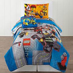 LEGO® City Reversible Comforter & Accessories