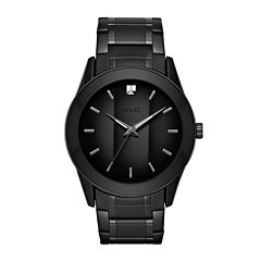Relic® Mens Black Dial Zr77271 Watch