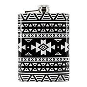 Wembley™ 8-oz. Aztec Flask