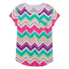 Arizona Short Sleeve Favorite Tee - Girls' 7-16 and Plus