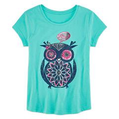 Arizona Short Sleeve Graphic Tee - Girls' 7-16 and Plus