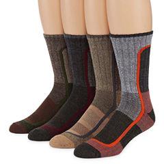 Columbia® 4-pk. Mens Crew Socks