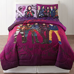 Descendants Bedding Set with Sheets