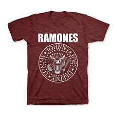 Novelty Ramones Short-Sleeve T-Shirt