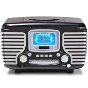 Crosley Corsair Clock Radio with CD Player