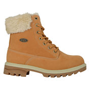 Lugz Empire Hi Fur Womens Hiking Boots