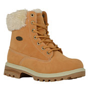 Lugz Empire Hi Fur Womens Hiking Boot