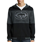 Ecko Turned Up Long Sleeve Fleece Hoodie