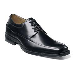 Florsheim® Cortland Mens Leather Oxfords