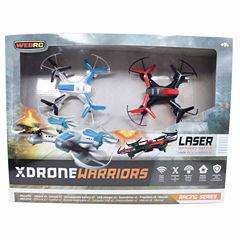 XDrone Warriors