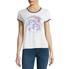 My Little Pony Graphic T-Shirt- Juniors