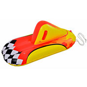 Blue Wave Sports Thunderbolt 44-In Inflatable Snow Rider Sled