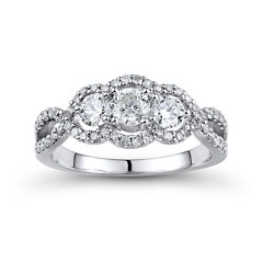 Love Lives Forever™ 1 CT. T.W. Diamond Ring