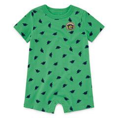 Okie Dokie Short Sleeve Creeper- Baby