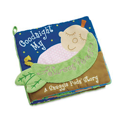 Manhattan Goodnight Sweet Pea Activity Book
