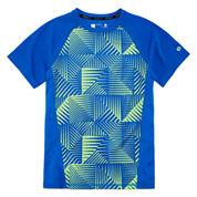 Xersion Short Sleeve T-Shirt-Big Kid Boys