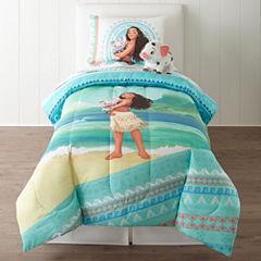 Disney Moana Comforter & Accessories
