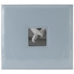 Sewn Leatherette Scrapbook Album Box