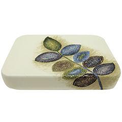 Croscill Classics® Mosaic Leaves Soap Dish