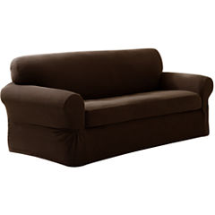 Maytex Smart Cover® Pixel Stretch 2-pc. Sofa Slipcover