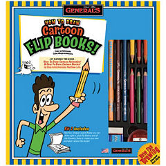 How To Draw Cartoon Flip Books Kit