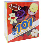 Wilton® 101-pc. Plastic Cookie Cutter Set