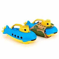 Green Toys Submarine Yellow Cabin  Accessory