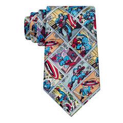 Marvel Captain America Comics Tie