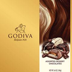 Godiva Large Dessert Bliss Box