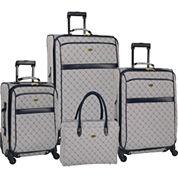 4-pc. Luggage Set