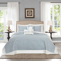 Madison Park Stanton 5-pc. Bedspread Set