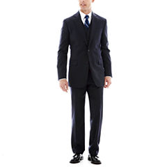 Stafford® Super 100 Royal Navy Suit Separates