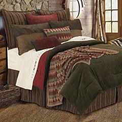 HiEnd Accents Wilderness Ridge Comforter Set & Accessories
