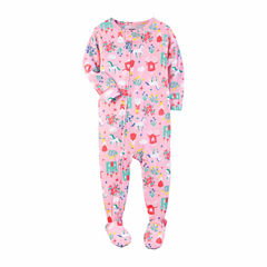 Carter'S Girls 1Pc Cotton Sleep Pajama Set
