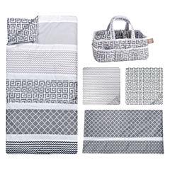 Trend Lab 5-pc.Ombre Bedding Set